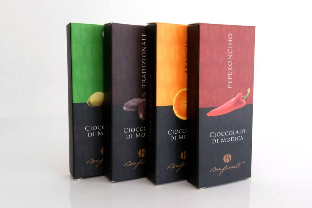 Astuccii cioccolata
