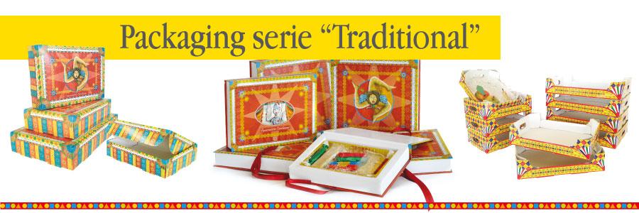 scatole in cartone teso o rigidopersonalizzate o della tradizione siciliana