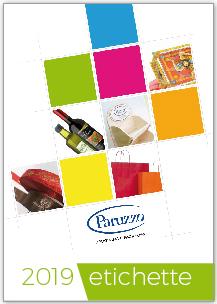 Catalogo etichette per Vino Olio Bomboniere Paruzzo - Label Oil Wine